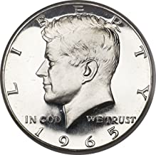 QUICK PICK MAGIC SHIMMED STEEL CORE USA HALF DOLLAR COIN - Made from a REAL U.S.A. COIN!
