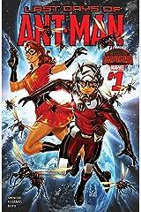 Ant-Man: Last Days #1 Kindle Edition