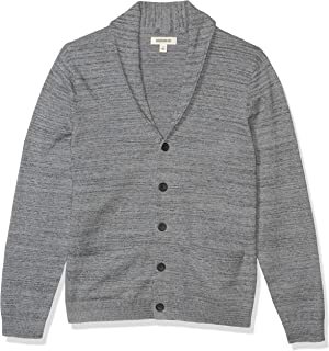 Amazon Brand - Goodthreads Men's Soft Cotton Cardigan...