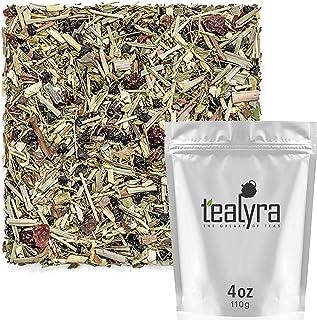 Tealyra - Echinacea ImmuneTEA - Fennel Mint Lemongrass Cinnamon - Detox Wellness Herbal Loose Leaf Tea - Caffeine Free - 1...