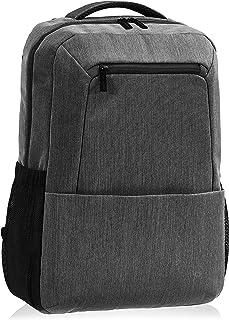Amazon Basics - Funda para ordenador portátil profesional de 39,62 cm, gris