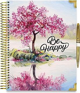 $47 » Tools4Wisdom Hardcover Daily Planner 2021-2022 - April 2021 to June 2022 Academic Calendar - 8.5 x 11 Hardcover w/Pen - Fu...