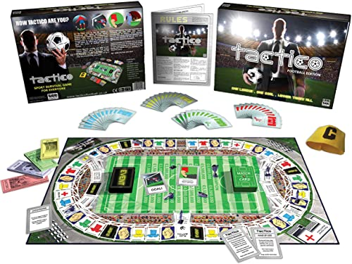 Tactico Football Edition by MOC Games
