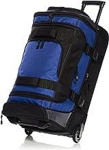 AmazonBasics - Mochila con ruedas de ripstop, 72 cm, 64 litros - Azul