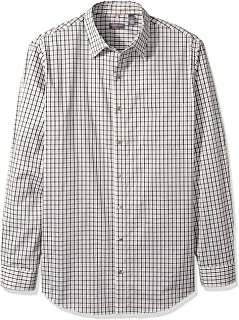 Van Heusen Men's Big and Tall Traveler Stretch Long Sleeve Non Iron Shirt