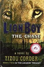 Lion Boy: The Chase (Lionboy Trilogy, Bk. 2)
