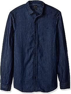 Best armani denim shirt Reviews