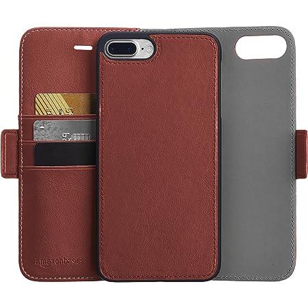 Full Grain Leather iPhone 8//8 Plus Case Light Brown iPhone 8//8 Plus Wallet Case Leather iPhone 8 Wallet Case