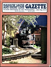 Narrow Gauge and Short Line Gazette – Accurate information for fine modelmaking – July/ August 2010