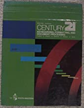 Century 21 Keyboarding Formatting and Document Processing Book 2/Pbn T57 (Bk. 2)