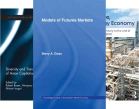 Routledge Studies in the Modern World Economy (101-150) (50 Book Series)