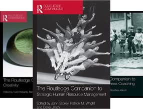 Routledge Companions in Business, Management and Marketing (48 Book Series)