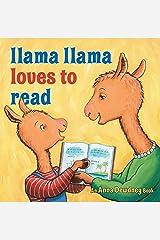 Llama Llama Loves to Read Kindle Edition