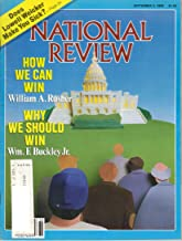 National Review Magazine, Vol. XL, No. 17 (September 2, 1988)
