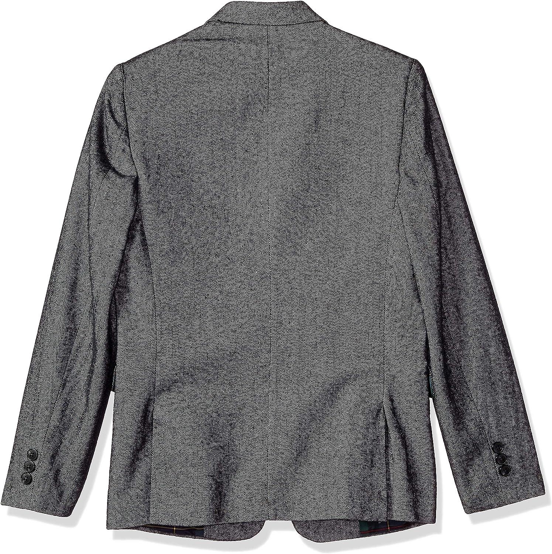 Polo Assn U.S Boys Cotton Herringbone Sport Coat