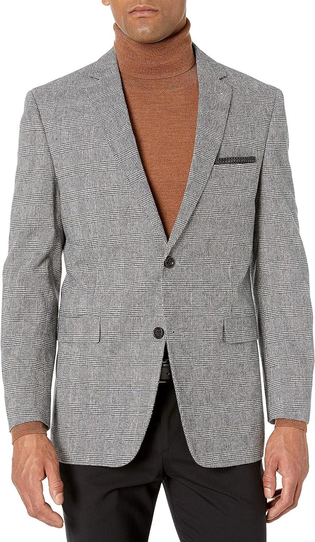 U.S. Polo Assn. Men's Updated Modern Side Vent Sportcoat