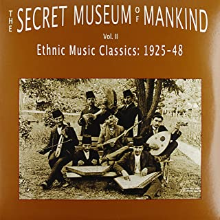 Vol. 2-Secret Museum of Mankind [12 inch Analog]