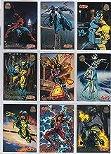 1994 marvel universe cards