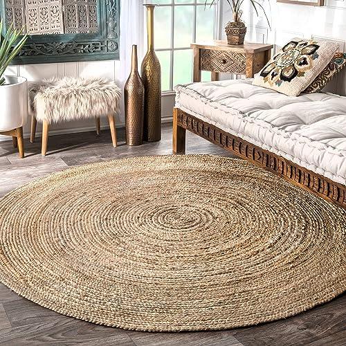 Round Outdoor Rugs Amazon Com
