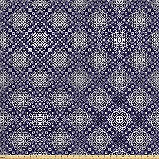 Best indigo blue fabric Reviews