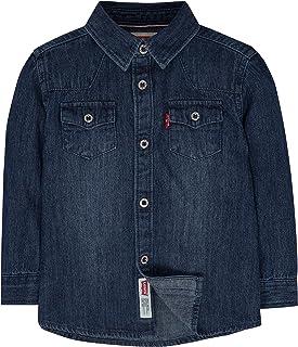 Levi's Baby Boys' Long Sleeve Button Up Shirt