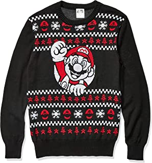 Teegold Knitting Pattern 3D Print Ugly Printed Sweater