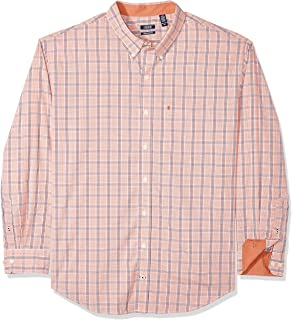 polo gingham poplin sport shirt