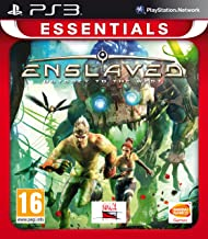 Enslaved Odyssey to the West Essentials Playstation 3 PS3 Game