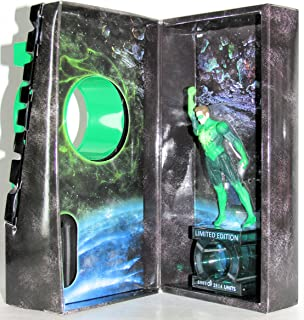 Green Lantern Movie Limited Edition Hal Jordan (Ryan Reynolds) 4-inch Action Figure with Box and Display Stand (Does Not Include Ring)