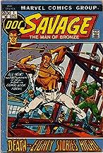 Doc Savage, The Man of Bronze 1