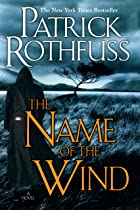 Cover image of The Name of the Wind by Patrick Rothfuss