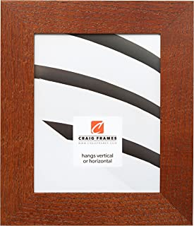 Craig Frames 80598921 18 by 24-Inch Picture Frame, Wood Grain Finish, 2-Inch Wide, Brown Oak