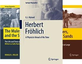 Springer Biographies (46 Book Series)