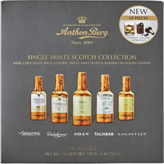 Anthon Berg Single Malts, 160 g