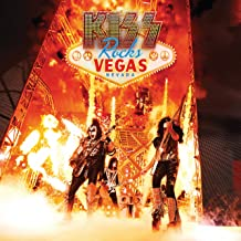 Kiss Rocks Vegas [2 LP/DVD Combo]