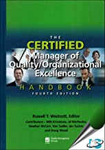 Best certified manager of quality organizational excellence handbook Reviews