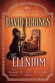 The Elenium: The Diamond Throne The Ruby Knight The Sapphire Rose