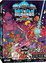 Mixed Current Edition Epic Spell Wars Panic at The Pleasure Palace Board Game