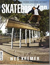 Transworld Skateboarding Magazine, June 2013 (Vol. 31, No. 6)