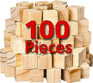 Best craft wood blocks Reviews