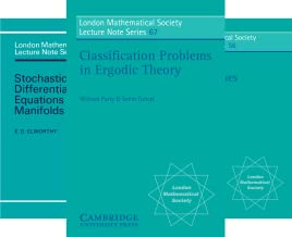 London Mathematical Society Lecture Note (51-100) (50 Book Series)