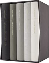 Bibliotheca: Complete Multi-volume Reader's Bible Clothbound Set, 5 Volumes (Including the Apocrypha)