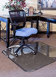 Glass Chair Mat - 1/4