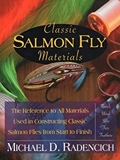 Best classic salmon fly materials Reviews