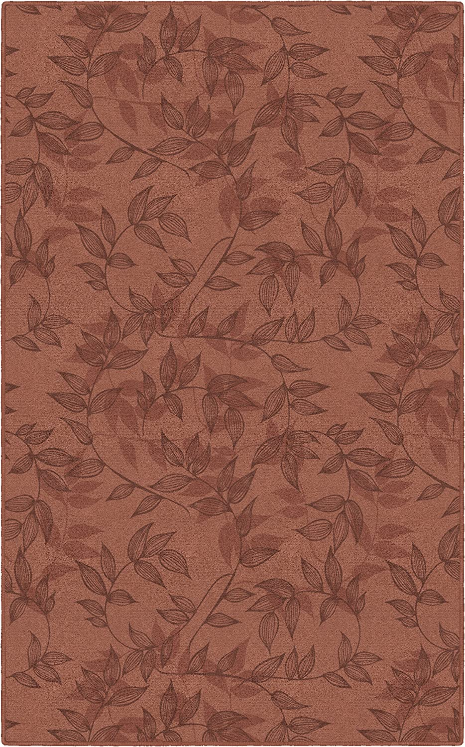 Brumlow Mills Entwined Simple Dealing full Excellent price reduction Floral Home Area with Indoor Rug C