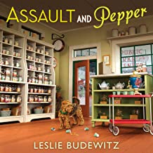 Assault and Pepper: Spice Shop Mystery Series, Book 1