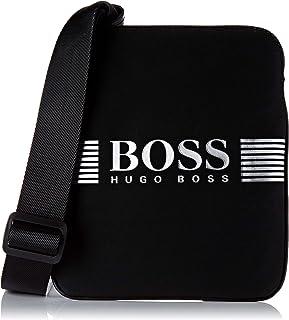 Boss Green Pixel Mens Cross Body Bag Black
