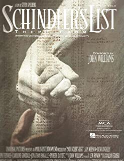Theme from Schindler's List Piano Solo