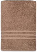 Linum Home Textiles 100% Turkish Towels, Brown, 1 Bath Sheet