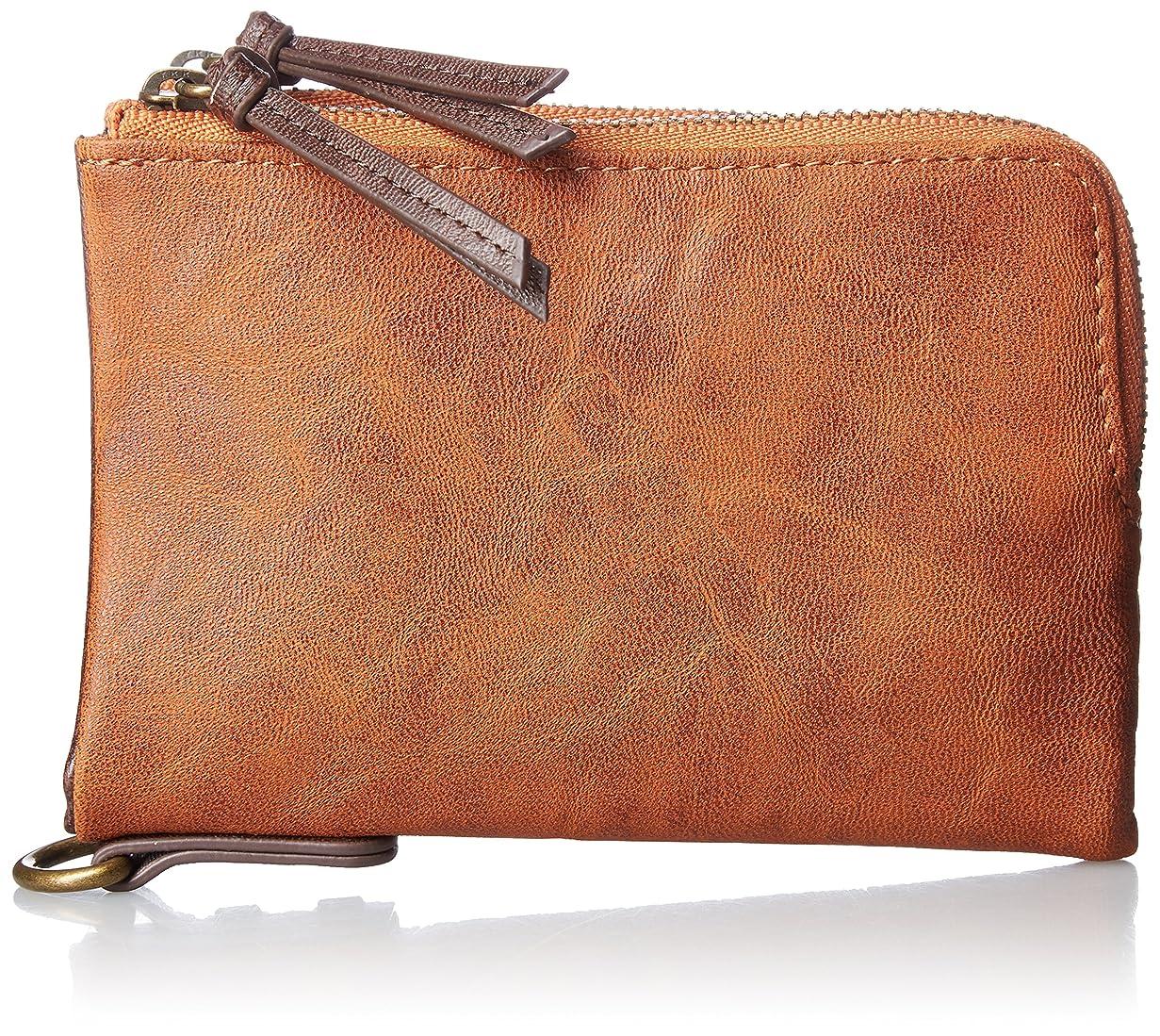 シェアクリークラッドヤードキップリング[デバイス] 二つ折り財布 gland